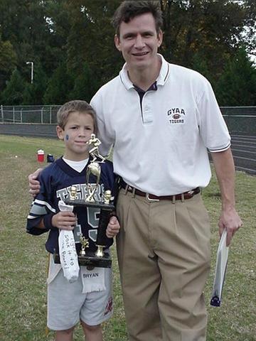 Coach & Quarterback - Paul & Bryan
