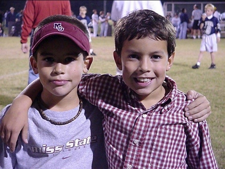 Marcus & William - Go MSU!